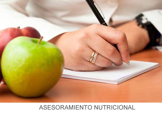Asesoramiento Nutricional - Nutrición Donostia