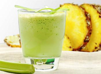 receta de crema helada de piña y kiwi. Un postre saludable de tu dietista y nutricionista de san sebastian donostia